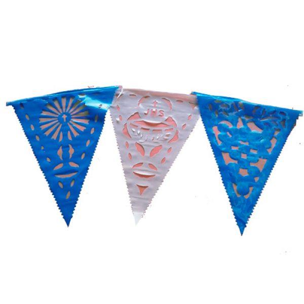 Banderines de Papel Picado