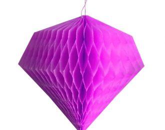 Diamante Papel 3D