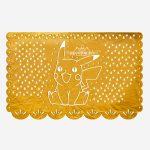 Papel Picado Pikachu