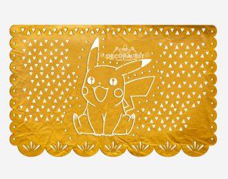 Papel Pikado Pikachu