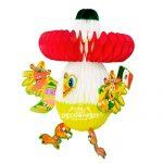 Adorno Pollo Mexicano