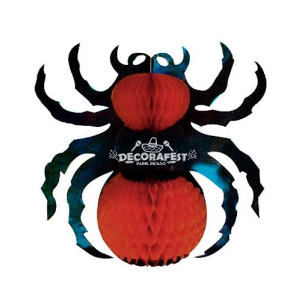 Araña Adornos Halloween