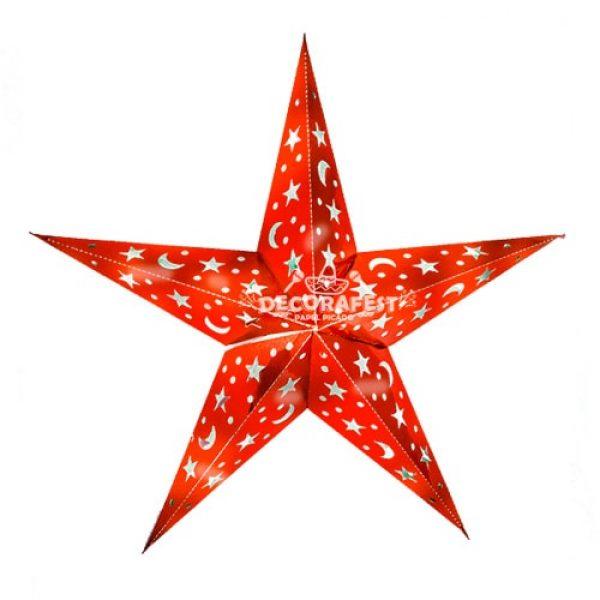 Estrella de Papel Picado