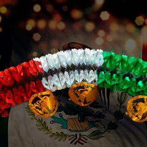 Adornos Fiestas Patrias Mexico