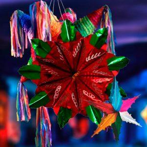 Adornos Navidad Papel Picado