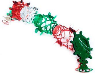 Gusano tricolor